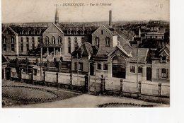 Dunkerque Vue De L'hôpital ( Sur Rosendaël , Tramway - Dunkerque