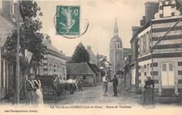 41 - LOIR ET CHER / 412882 - La Ville Aux Clercs - Route De Vendome - Autres Communes