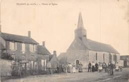 41 - LOIR ET CHER / 412884 - Villeny - Mairie Et église - Autres Communes