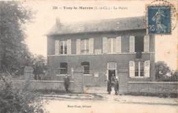 41 - LOIR ET CHER / 412889 - Yvoy Le Marron - La Mairie - Autres Communes