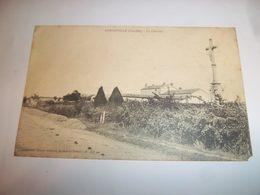 6dfc - CPA - LONGEVILLE - Le Calvaire - [85] Vendée - - Autres Communes