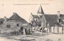 41 - LOIR ET CHER / 412905 - Villefranche Sur Cher - Le Four Banal - Autres Communes