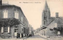 41 - LOIR ET CHER / Vouzon - 412982 - Grande Rue - Autres Communes