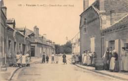 41 - LOIR ET CHER / Vouzon - 412983 - Grande Rue - Beau Cliché Animé - Autres Communes