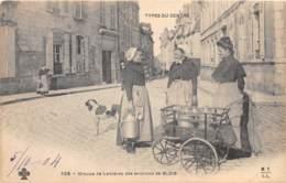 41 - LOIR ET CHER / Divers - 412997 - Groupe De Laitières Des Environs De Blois - Autres Communes