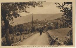 04 ( Alpes De Haute Provence ) - VILLARS COLMAR - Route De Colmars - Autres Communes