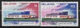 Islande 1973 N° 431/432  Neufs ** MNH émission Pays Nordiques, Norden - 1944-... Repubblica
