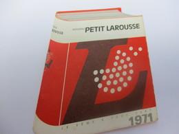 Calendrier De Poche à 3 Volets /Nouveau Petit LAROUSSE/ Je Séme à Tous Vents// 1971        CAL428 - Calendriers