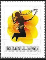 Islande 2008 N°1137 Neuf** Saut à La Corde - 1944-... Republique