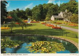 Grove Park, Weston-Super-Mare, Somerset - (England) - John Hinde - Weston-Super-Mare