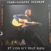 """Jean Jacques Goldman """" Et L'on N'y Peut Rien """" - Musique & Instruments"""