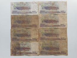 Cambodia 100 Riels 2001 (Lot Of 12 Banknotes) - Cambodia