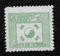Corée Du Sud N°72 - Neuf ** Sans Charnière - TB - Corée Du Sud