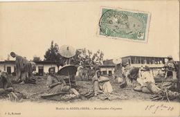 Ethiopie Addis Abeba Marchandes D'oignons - Ethiopia