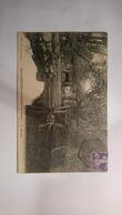 CPA CARTE POSTALE ANCIENNE FRANCE 89 YONNE VILLENEUVE LES GENETS LE MOULIN CABANE DANS LES BOIS ETANG NATURE² - Otros Municipios