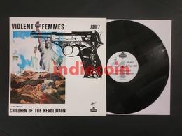 "VIOLENT FEMMES Children Of Revolution 1986 UK 12"" DJAdvance Copy - 45 Rpm - Maxi-Single"