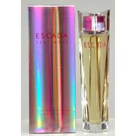 Escada Sentiment Eau De Toilette Edt 75ML 2.5 Fl. Oz. Spray Perfume For Woman Super Rare Vintage Old 2000 First Version - Women