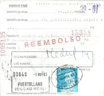 GIRO 1983 PUERTOLLANO CIUDAD REAL - 1931-Hoy: 2ª República - ... Juan Carlos I