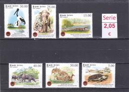 Sri Lanka   -  Serie Completa Nueva**   (Fauna Animales - Wildlife Animals)  - 11/10101 - Sri Lanka (Ceilán) (1948-...)