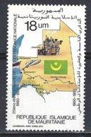 Mauritanie Yv 571, Anniversaire Indépendance ** Mnh - Mauritanie (1960-...)