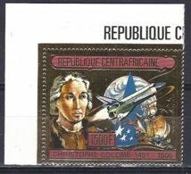 République Centrafricaine Yv PA 340,Hommage à Christophe Colomb  ** Mnh - Centrafricaine (République)