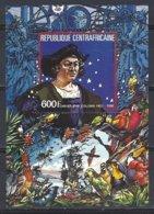 République Centrafricaine Yv BF 83,Hommage à Christophe Colomb  ** Mnh - Centrafricaine (République)