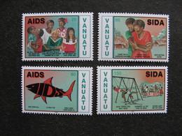 VANUATU: Série N° 870 Au N° 873, Neufs XX. - Vanuatu (1980-...)