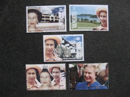 VANUATU: Série N° 878 Au N° 882, Neufs XX. - Vanuatu (1980-...)