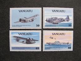 VANUATU: Série N° 883 Au N° 886, Neufs XX. - Vanuatu (1980-...)