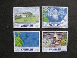 VANUATU: Série N° 887 Au N° 890, Neufs XX. - Vanuatu (1980-...)