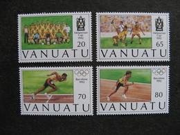 VANUATU: Série N° 891 Au N° 894, Neufs XX. - Vanuatu (1980-...)