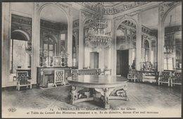 Salon Des Glaces, Grand Trianon, Versailles, C.1910 - Le Deley CPA ELD74 - Versailles (Château)