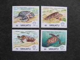 VANUATU: Série N° 899 Au N° 902, Neufs XX. - Vanuatu (1980-...)
