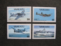 VANUATU: Série N° 911 Au N° 914, Neufs XX. - Vanuatu (1980-...)