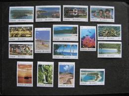 VANUATU: Série N° 915 Au N° 930, Neufs XX. - Vanuatu (1980-...)