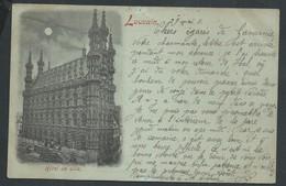 +++ LOUVAIN - LEUVEN - Hôtel De Ville  // - Leuven