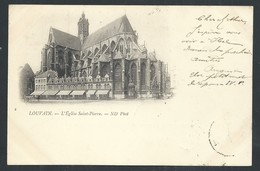 +++ LOUVAIN - LEUVEN - Eglise St Pierre   // - Leuven