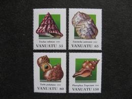 VANUATU: Série N° 931 Au N° 934, Neufs XX. - Vanuatu (1980-...)