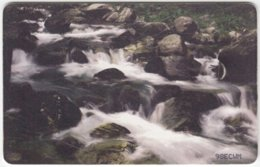 ROMANIA A-559 Chip Telecom - Landscape, Creek / Waterfall - Used - Romania