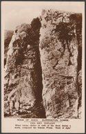 Rock Of Ages, Burrington Combe, Somerset, C.1920 - RP Postcard - England