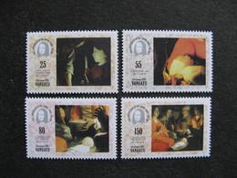 VANUATU: Série N° 935 Au N° 938, Neufs XX. - Vanuatu (1980-...)