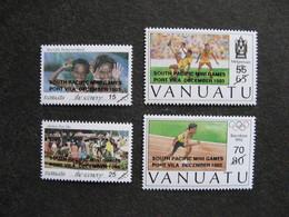 VANUATU: Série N° 939 Au N° 942, Neufs XX. - Vanuatu (1980-...)