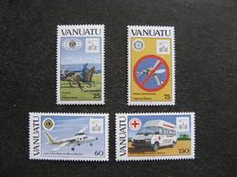 VANUATU: Série N° 943 Au N° 946, Neufs XX. - Vanuatu (1980-...)