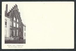 +++ LOUVAIN - LEUVEN - Hôtel Van T' Sestich - Rue De Namur    // - Leuven