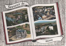 SOUVENIR DE BRIONNE VUES - France