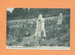 CPA - Saint Michel De Maurienne - Cimetière Des Poilus De La Catastrophe Du 12 Décembre 1917 - Saint Michel De Maurienne