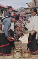 CPSM 9X14  Du NEPAL - TYPICAL WOMEN Of KATMANDU - - Népal
