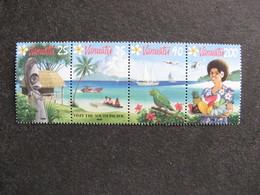 VANUATU: Série N° 955 Au N° 958, Neufs XX. - Vanuatu (1980-...)