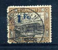 1921 SARRE N.79 USATO - 1920-35 Società Delle Nazioni