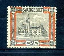 1921 SARRE N.64 * - 1920-35 Società Delle Nazioni